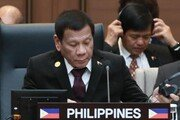 """필리핀 대통령 """"백신 접종 거부하면 감옥 보내겠다"""""""