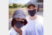 """장신영·강경준, 제주살이 1년째…""""여름 나기, 기대"""""""