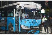 62명 사상 '제주대 교통사고' 유발 트럭운전사 금고 5년 구형