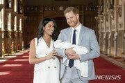 """英해리 왕자, 아들 작위 포기 이유는 """"이름 놀림받을까 봐"""""""