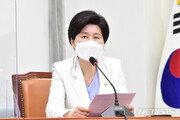"""최재형 미담 소개했던 백혜련 """"감사원장, 대선 출마 징검다리 아냐"""""""