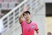 """손흥민 """"토트넘은 나의 드림팀…현재에 집중하고 싶어"""""""