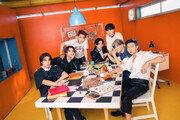 방탄소년단, 아지트에 모인 일곱 멤버…싱글CD '버터' 포토