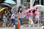 폭우·강풍에 막혔던 광주·여수공항 운항 재개