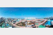 '회색' 인천 만석동 공장촌, '녹색' 주거단지로 변신