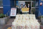 전국푸드뱅크, 전남지역 수재민에 구호식품 지원
