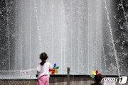 [날씨] 20일 서울 낮 최고 34도 '폭염'…새벽·오후에 소나기
