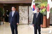 文방일 무산 뒤 첫 차관협의도 찬바람…외교도 '실종'
