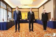 """한미일, 차관협의서 3국 공조 논의…셔먼 """"비핵화 3국 협력 중요"""""""