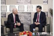 """바이든 """"시진핑, 총명한 진짜 터프가이…과두제 믿어"""""""