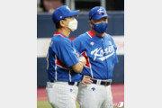 김경문호 3번의 모의고사, 베일 싸인 '벌떼 야구' 힌트 본다