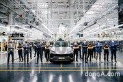 람보르기니 SUV 우르스, 3년 만에 누적 생산 1만5000대 돌파