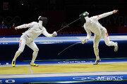 [올림픽]펜싱 마세건, 생애 첫 올림픽 무대서 64강 탈락