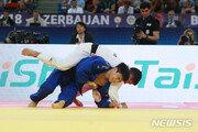'화끈한 업어치기' 안바울, 세계 1위 누르고 동메달