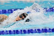 [올림픽]100m까지 세계新 페이스…모두가 설렜던 황선우 초반 질주