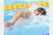 '뉴 마린보이' 황선우, 아시아新으로 자유형 100m 결선행