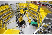 DHL 로봇, 1시간에 소화물 1000개 분류