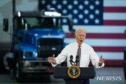 바이든, '바이 아메리칸' 대폭 강화…미국산 제품 구매 비율 높여
