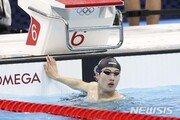 18세 '마린보이' 황선우, 자유형 100m 5위