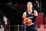 여자 농구, 캐나다에 완패…박지수 빛바랜 더블더블