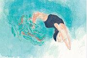 [그림책 한조각]물속에서