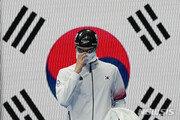"""첫 올림픽 마친 황선우 """"도쿄는 수영 인생의 터닝포인트"""""""