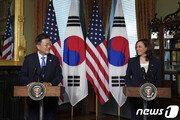 해리스 美부통령, 이달 방한하려다 '연기'…왜?