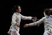 여자 사브르 단체전, 사상 첫 동메달… 펜싱 단체전 메달만 4개