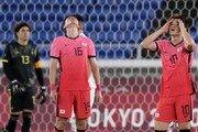 한국 축구, 두 대회 연속 8강서 탈락… 멕시코에 3-6 완패