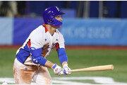 한국 야구, 미국에 패해 조 2위… 도미니카共과 경기 앞둬