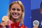 [올림픽] 10분 간격 메달 딴 덴마크 수영 커플