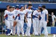 야구 한일전, 준결승에서 성사됐다…외나무다리 빅매치
