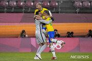 브라질·스페인, 축구 금메달 놓고 격돌…일본 탈락