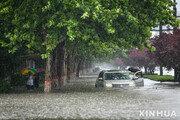 """갑자기 3배 증가한 中 폭우 사망자…""""피해 규모 은폐?"""""""