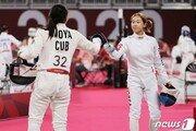 [올림픽] 출발이 좋다…여자 근대5종 김세희, 펜싱 랭킹 라운드 2위