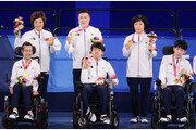 보치아, 日 꺾고 9회 연속 금메달… 도쿄 패럴림픽 한국 두번째 金