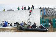 폭우에 잠긴 멕시코 병원… 전기 끊겨 환자 17명 사망