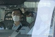 홍콩, 톈안먼사태 기념 촛불집회 주도 반체제인사 3명 기소