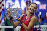 18살 英 라두카누, US여자오픈 테니스 우승…10대 돌풍 확인