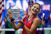 랭킹 150위 18세 소녀, US오픈 테니스 우승