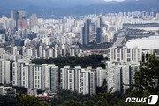 '영끌' 서울 주택매수자 15% 신용대출…평균 대출액 1억489만원