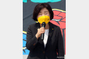 """심상정 """"홍준표 '미치광이 전략'…尹 반사체로 지지 올라"""""""