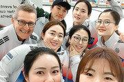 컬링 '팀 킴' 시즌 첫 국제대회서 7전 전승 우승