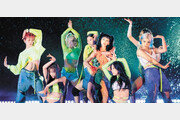 댄서의 열정, 깨끗한 승복… '춤 배틀' 멋지네