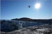 韓-덴마크, 소형무인기로 지구온난화로 녹는 극지 빙하 관측 성공