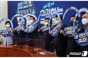 與, 3차 선거인단 30만 모집…총합 216만 '역대 최대'