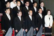 스가 日 총리, 자민당 총재선거서 고노 행정상 지지 선언