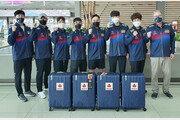 남자 컬링 국가대표 경북체육회, 캐나다 전지훈련 떠나