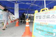 코로나19 신규확진 1605명… 일요일 역대 최다
