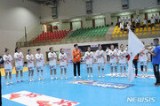 한국 여자핸드볼, 홍콩 40-10 대파…아시아선수권 준결승 진출